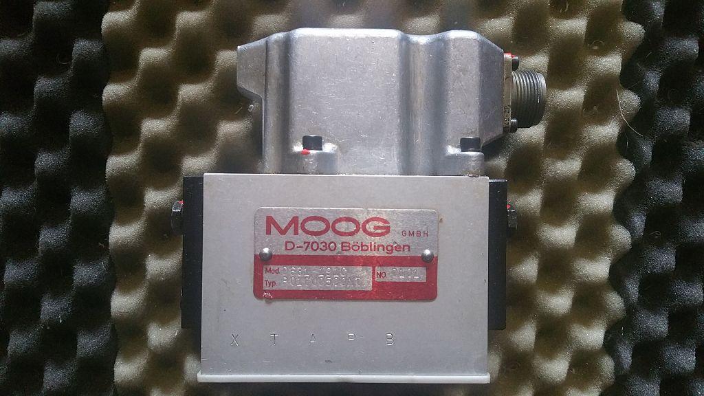 Moog-Servoventil-D631-1910-P010J0500NT