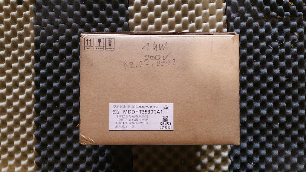 Panasonic-AC-Servo-Driver-MDDHT3530CA1