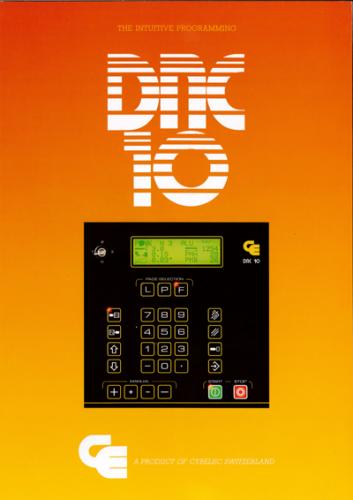 Cybelec-DNC-10-Steuerung